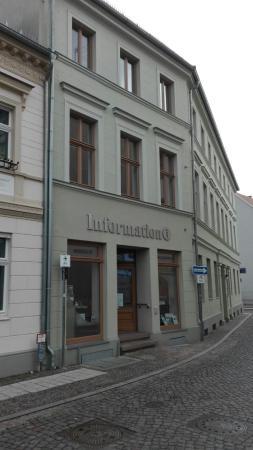 Stadtinformation Perleberg