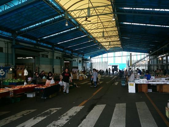 Sakai Chuo Sogo Oroshiuri Market