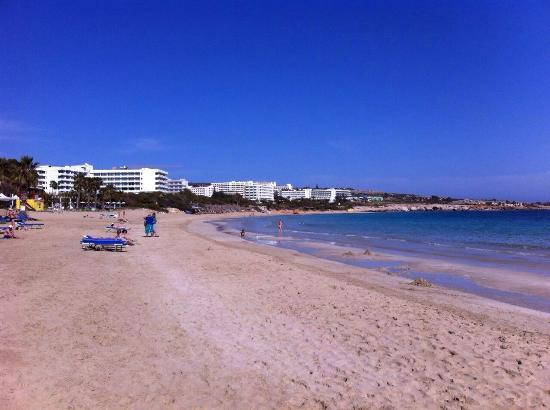 Кипр айя напа отель фамагуста