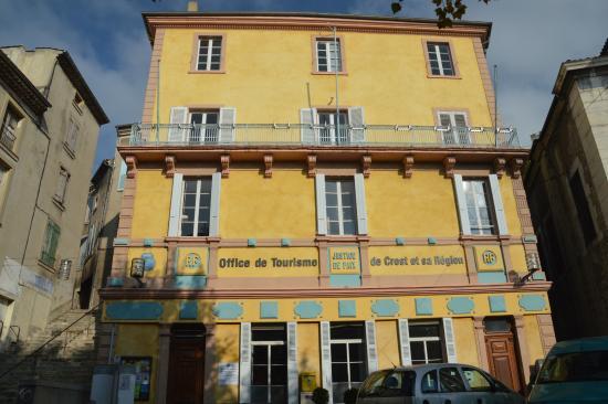 Office de tourisme Cœur de Drome - Pays de Crest et de Saillans