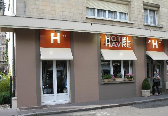 Hotel du Havre : Hôtel du Havre à Caen