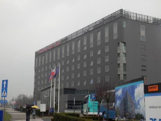 Hotel Hilton Garden Inn Kraków: Hotel Hilton