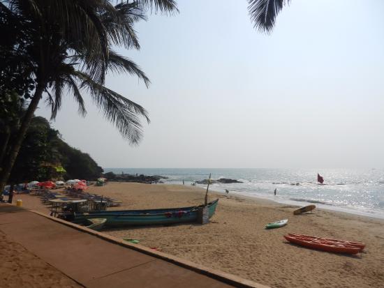 South Anjuna Beach