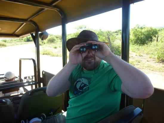 Ama-Zing Pilanesberg Safari Private Day Tour : On Safari
