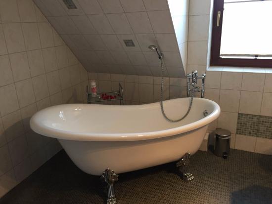Grubschütz, Almanya: Suite Badezimmer