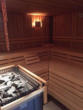 Grubschütz, Alemania: Sauna