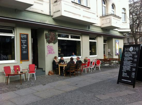 Cafe Tante Emma Berlin