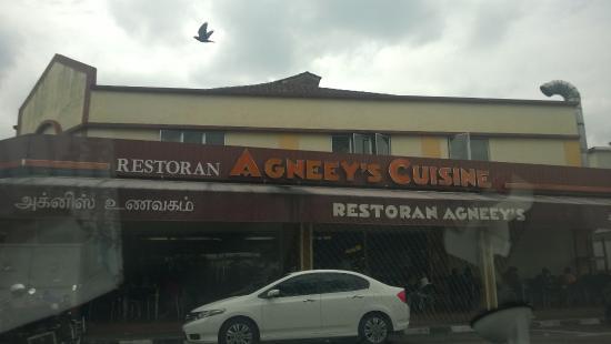 Restoran Agneey's Cuisine