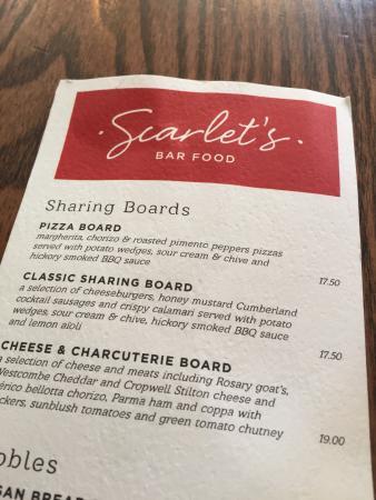 Scarlet's, Covent Garden, Upper St Martin's Lane - Staircase