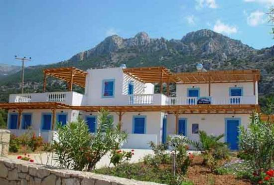 Photo of Blue Horizon Hotel Apartments Karpathos Town (Pigadia)