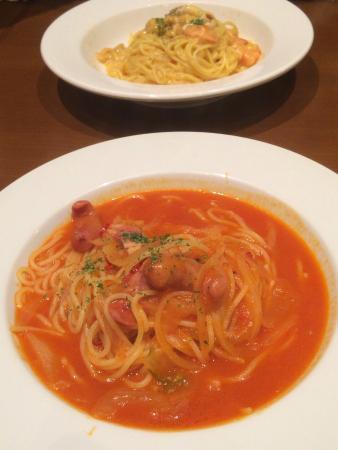 Happy Fresh Pasta Delgiorno