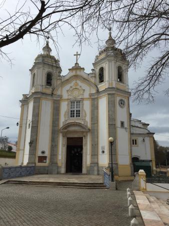 Igreja e Santuario do Senhor Jesus da Piedade