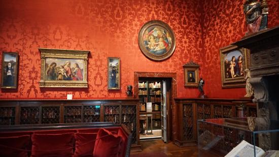 cafe and dining room - picture of the morgan library & museum, new