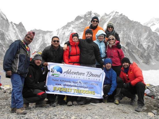 Adventure Bound Pvt Ltd
