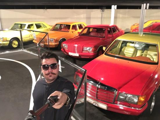 Emirates National Auto Museum