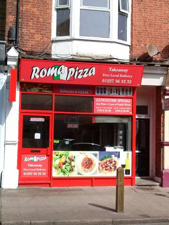 Roma Pizza & Best Kebab