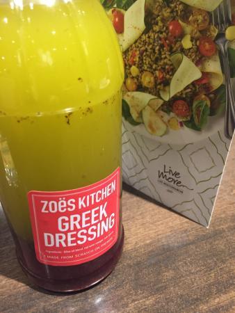 Zoes Kitchen, Huntsville - 4800 Whitesburg Dr SW Ste 42 ...