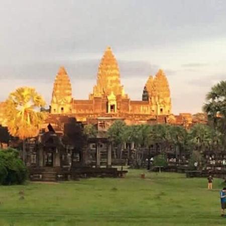 Siem Reap Province, Cambodja: Angkor Tuk Tuk Services