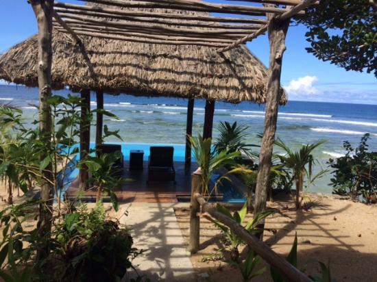 Savasi Island Villas: Coral villa view