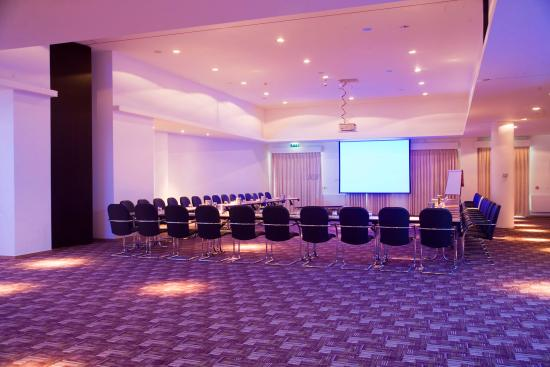 Louis Fitzgerald Hotel: meeting Space