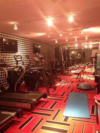 gym area picture of the empire hotel new york city tripadvisor rh tripadvisor co uk