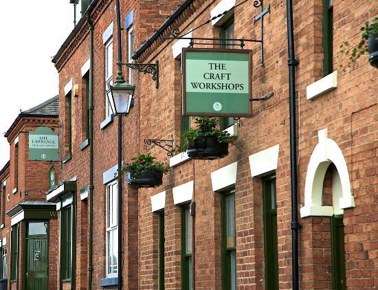 Craft Workshops In Nottinghamshire