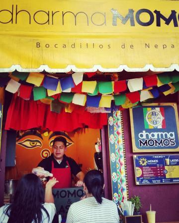 Dharma Momos