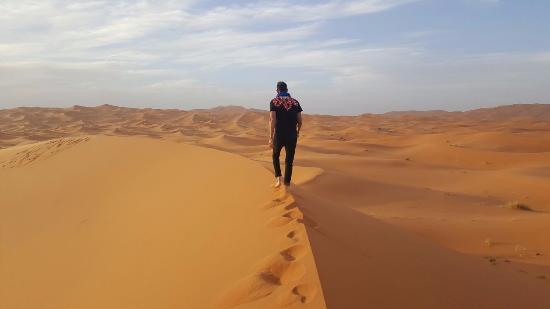 Merzouga, Marruecos: Sahara