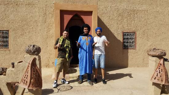 Merzouga, Marruecos: Hassan
