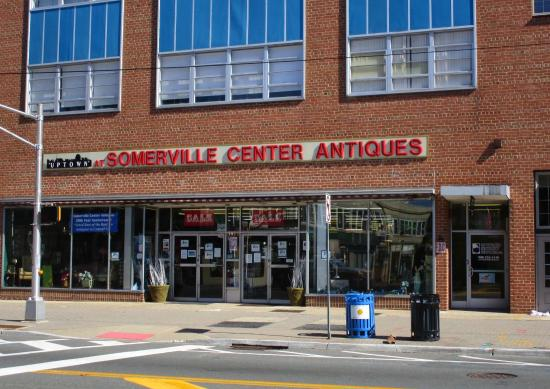 ‪Somerville Center Antiques‬