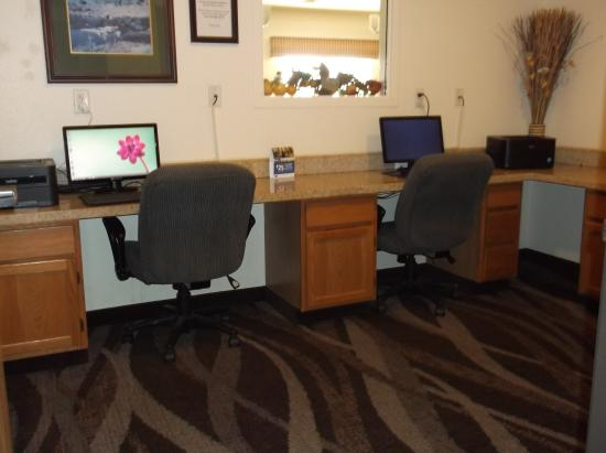 Firestone, CO: business office