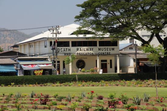 The Thailand-Burma Railway Centre Photo