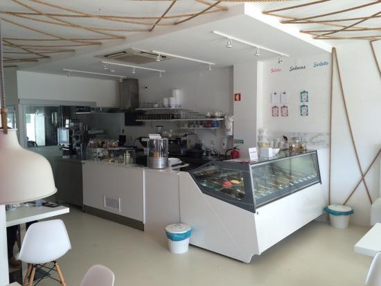 Gelataria Yasini Pinhal Novo Restaurant Bewertungen