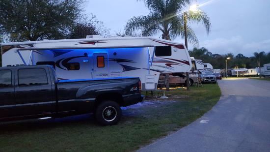 International Rv Park Daytona Beach