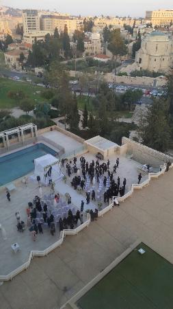 Leonardo Plaza Hotel Jerusalem: 20160330_183620_large.jpg