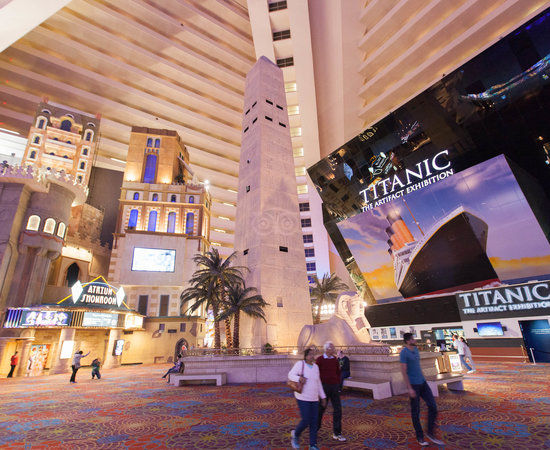 great stay at the luxor review of luxor hotel casino las vegas rh tripadvisor ie