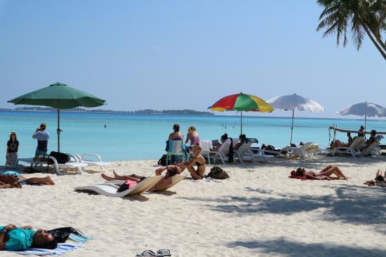 bikini beach picture of kaani beach hotel maafushi island rh tripadvisor co uk