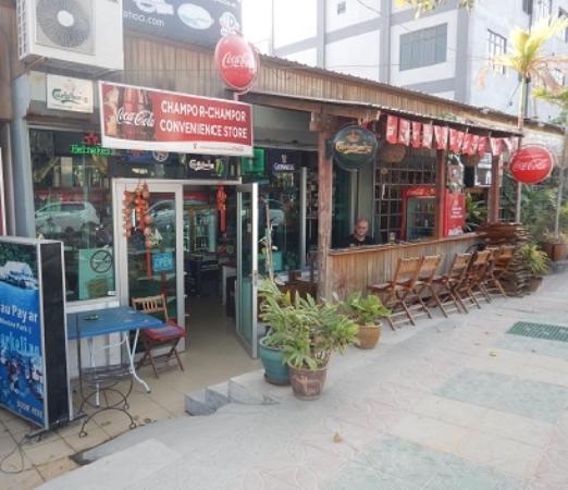 Champor-Champor Restaurant & Bar Foto