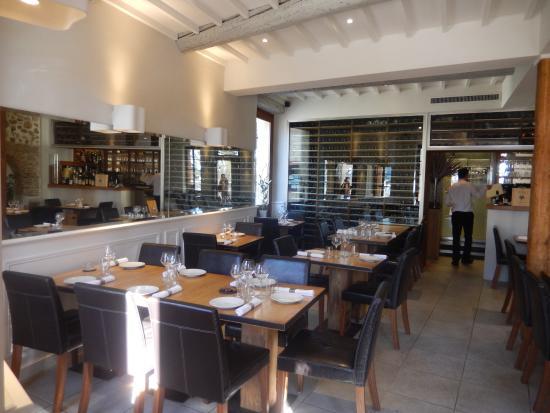 Int Rieur Restaurant Picture Of L 39 Oustalet Gigondas