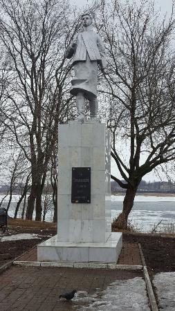 Monument to Zoya Kosmodemyanskaya