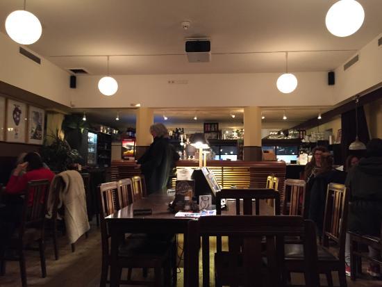 Interieur Café Das Kabinett - Picture of Louis Hartlooper Complex ...