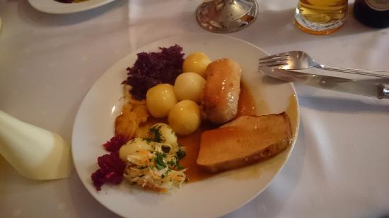 Restauracje Polska: Buffet-Variationen