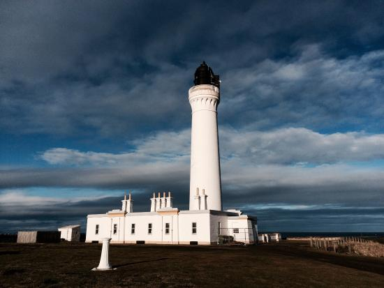 ‪Covesea Lighthouse Lossiemouth‬