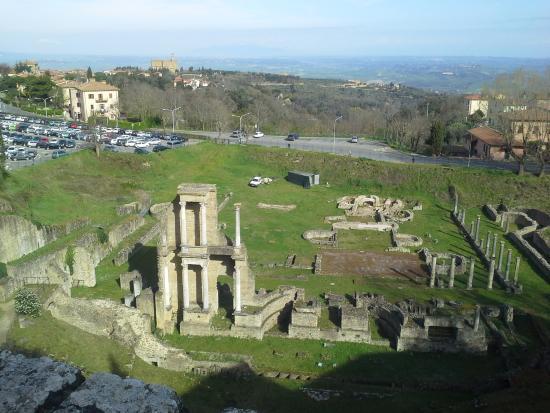 San Lino: Teatro