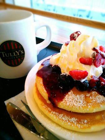 Tully's Coffee Hakodate Goryokaku Byoin