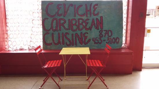 Flippin, AR: Ceviche Caribbean Cuisine