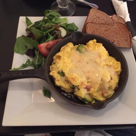 Sweet Basil's Cafe: Fantastic breakfast