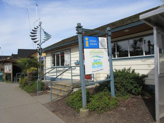 ‪Saltspring Visitor Information Center‬