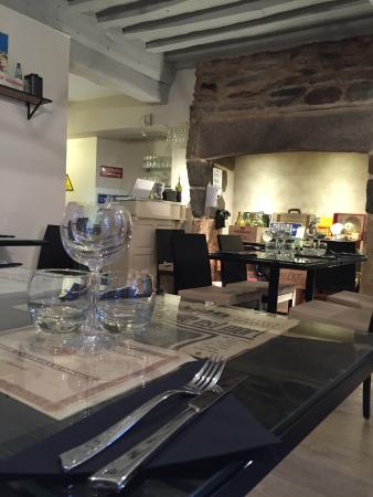 Le  Rue Des Dames Restaurant Rennes