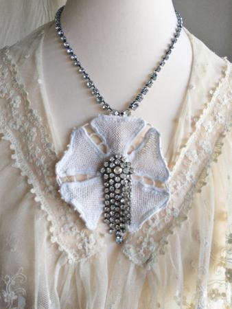 The Sheelin Antique Lace Shop & Collection: Some of the beautiful Antique Irish  Lace Items for sale at The Sheelin Antique Lace Shop